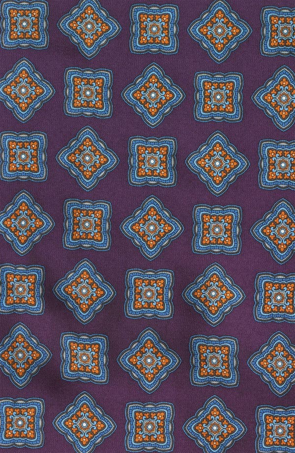 Alternate Image 3  - Robert Talbott Medallion Pocket Square