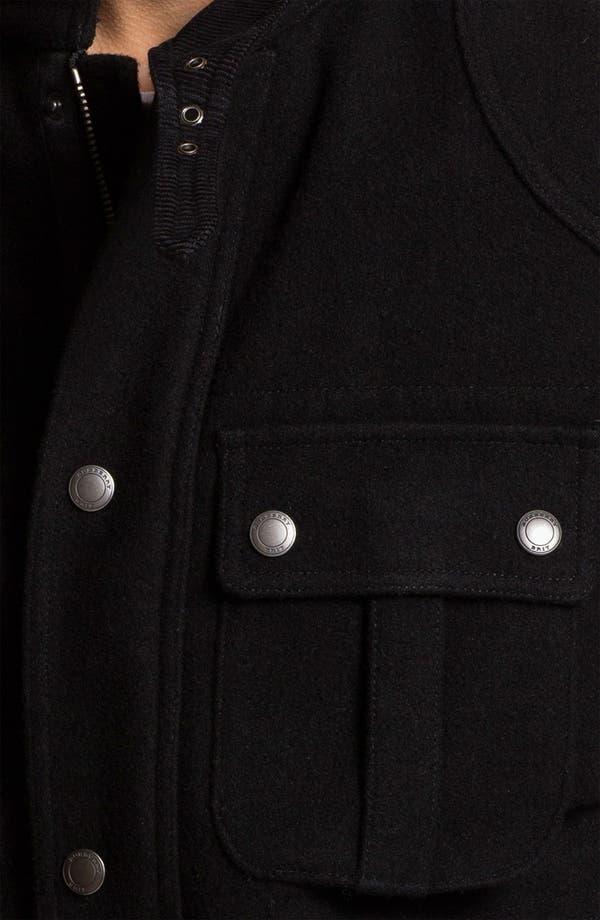 Alternate Image 3  - Burberry Brit Wool Blend Field Jacket