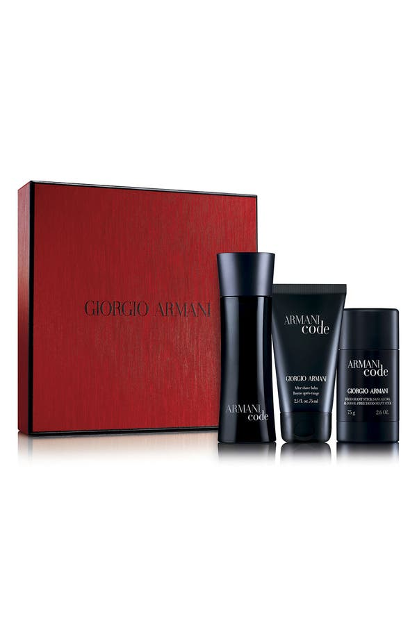 Alternate Image 2  - Armani Code Men by Giorgi Armani Set ($131 Value)