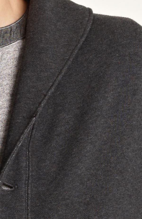 Alternate Image 3  - Grayers Shawl Collar Button Cardigan