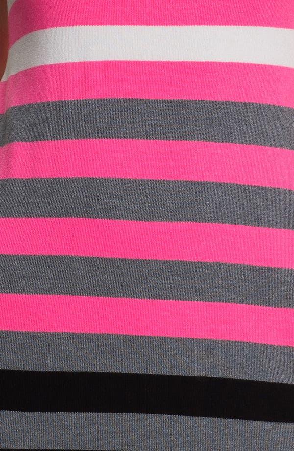 Alternate Image 3  - Milly Multi Stripe Shift Dress
