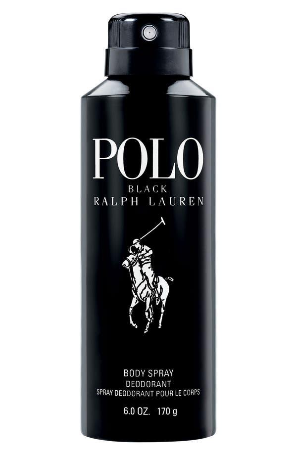 Main Image - Ralph Lauren 'Polo Black' Body Spray Deodorant
