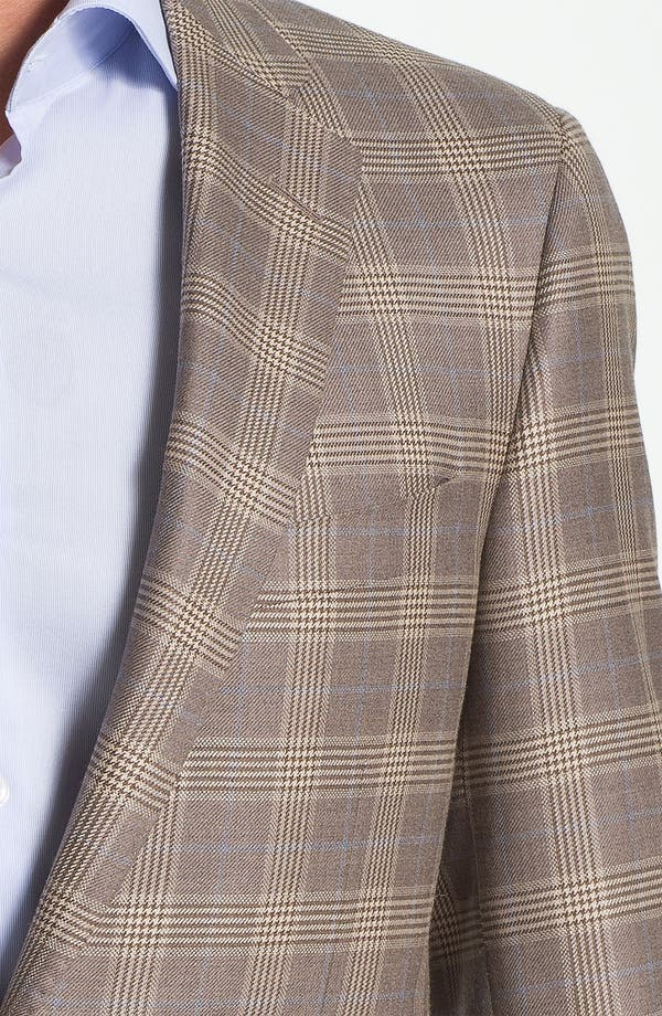 Alternate Image 3  - Samuelsohn Plaid Sportcoat