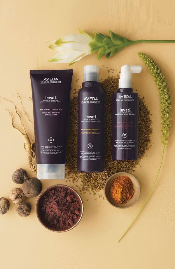 Alternate Image 4  - Aveda 'invati™' Thickening Conditioner