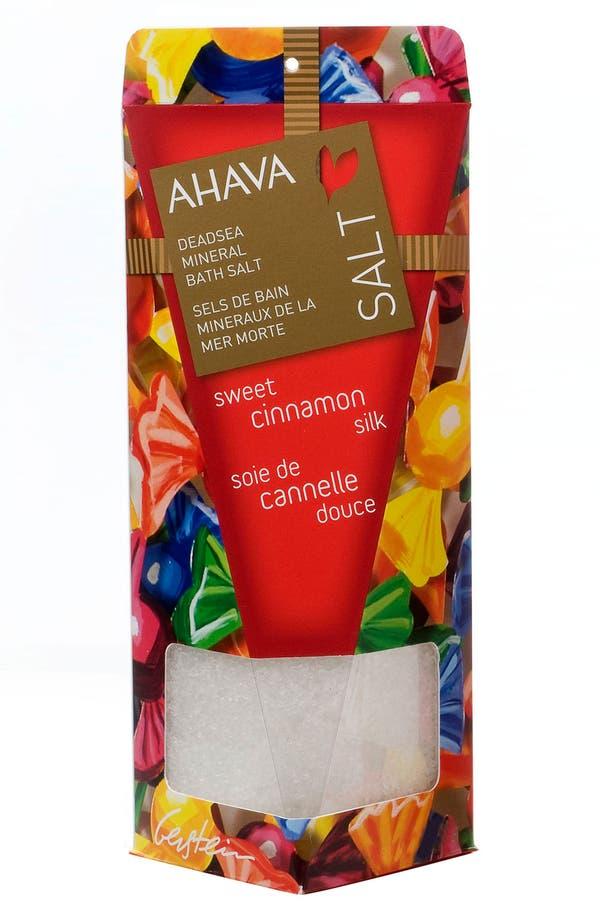 Alternate Image 1 Selected - AHAVA 'Sweet Treats - Cinnamon Silk' Bath Salt