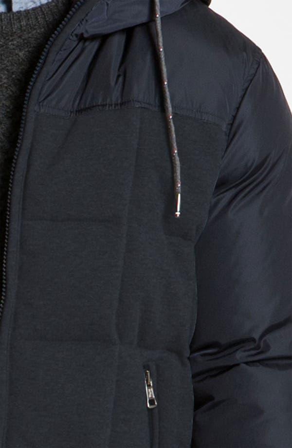 Alternate Image 3  - Moncler 'Antoine' Quilted Hooded Jacket