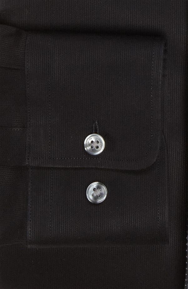 Alternate Image 3  - BOSS HUGO BOSS 'Miles' Sharp Fit Tonal Stripe Cotton Dress Shirt