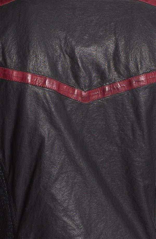 Alternate Image 3  - DIESEL® 'Liris' Leather Jacket