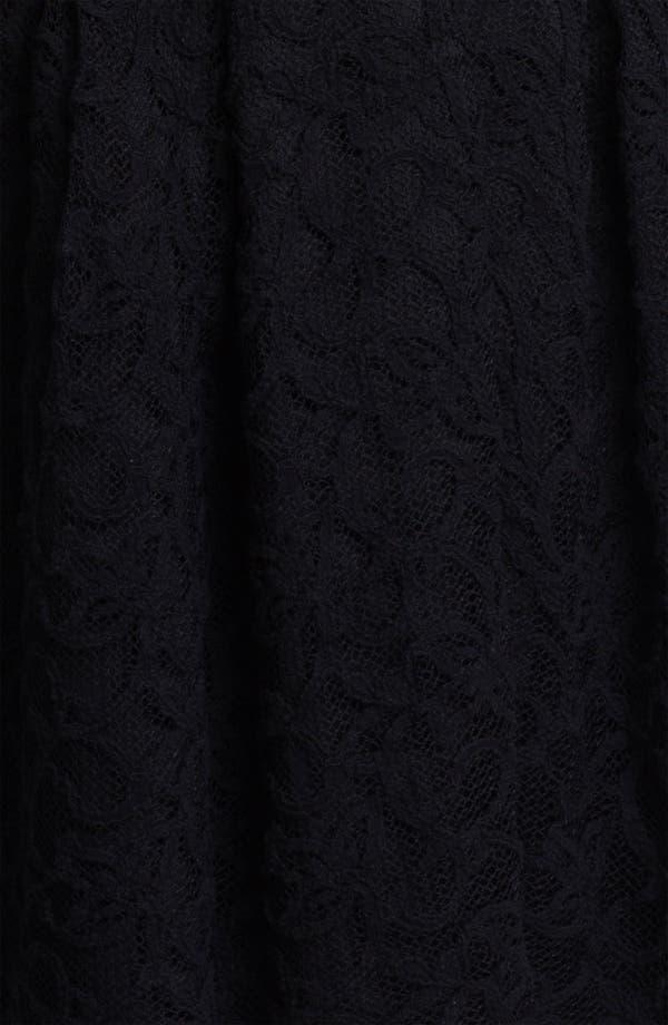 Alternate Image 3  - Max & Mia Lace Jacket