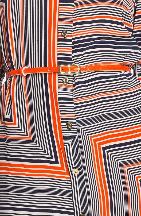 Alternate Image 3  - Trina Turk 'Amazing' Silk Shirtdress