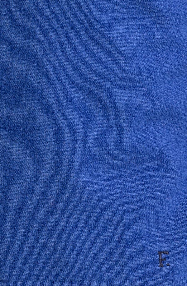 Alternate Image 3  - Façonnable V-Neck Wool Sweater