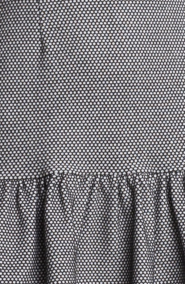 Alternate Image 3  - Opening Ceremony Dropped Ruffle T-Shirt Dress