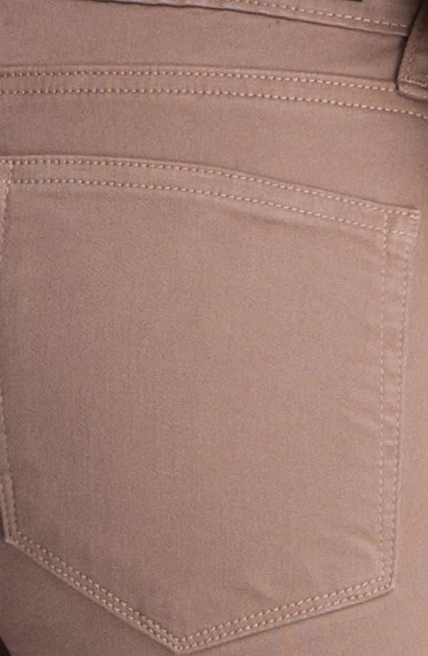 Alternate Image 3  - Paige Denim 'Pipeline' Skinny Stretch Denim Jeans (Chai/Black)