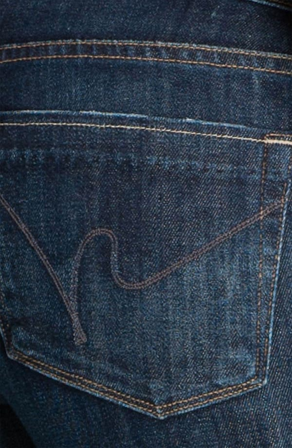 Alternate Image 3  - Citizens of Humanity 'Amber' Bootcut Jeans (Galaxy)