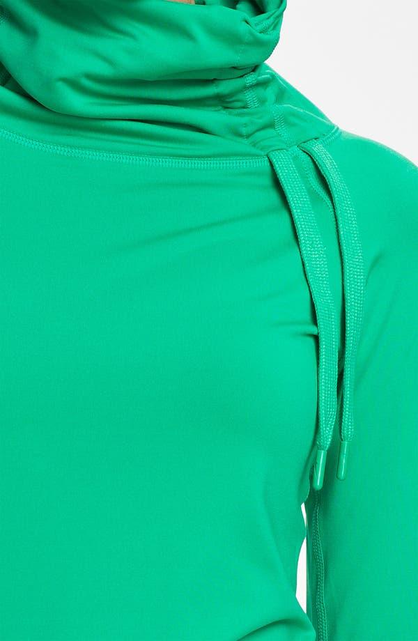Alternate Image 3  - Nike 'Pro Hyperwarm Hybrid' Dri FIT Training Top