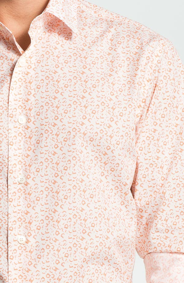 Alternate Image 3  - Salvatore Ferragamo Regular Fit Sport Shirt
