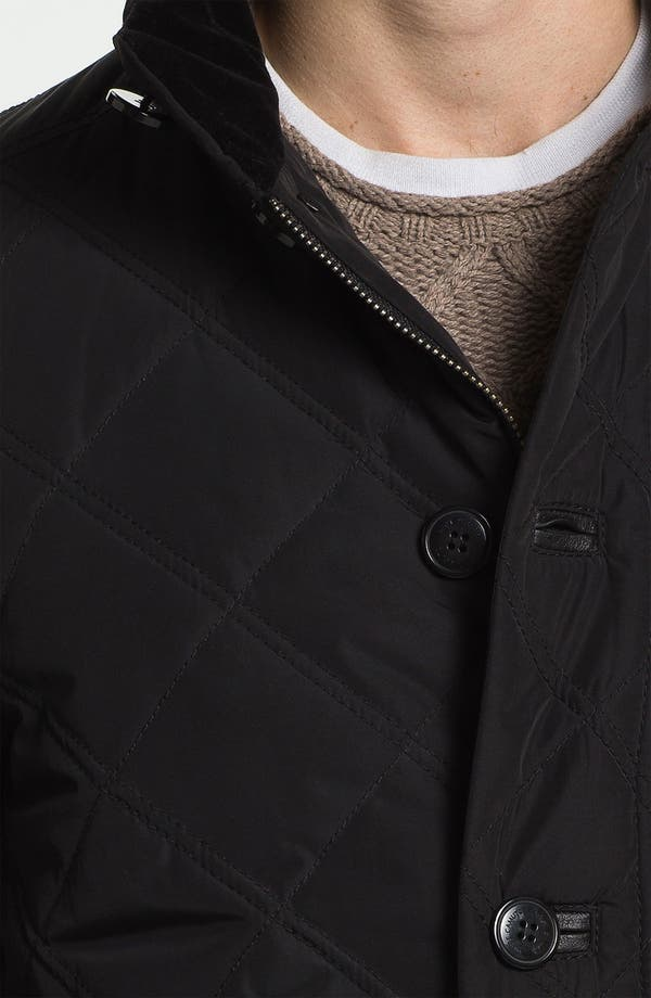 Alternate Image 3  - Vince Camuto Quilted Jacket