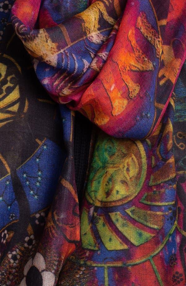 Alternate Image 2  - Shawlux 'Gemini' Cashmere & Silk Scarf