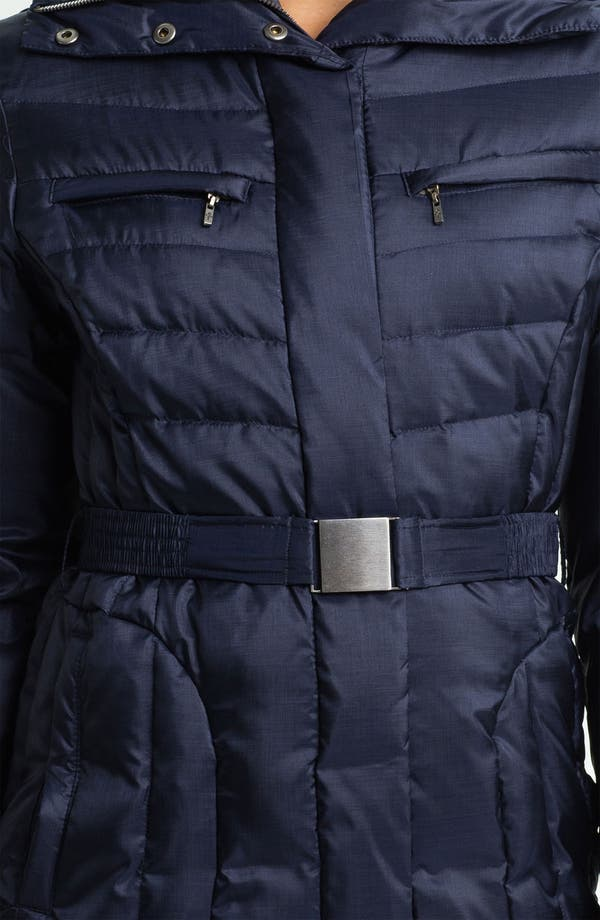 Alternate Image 3  - Cole Haan Pillow Collar Down Coat