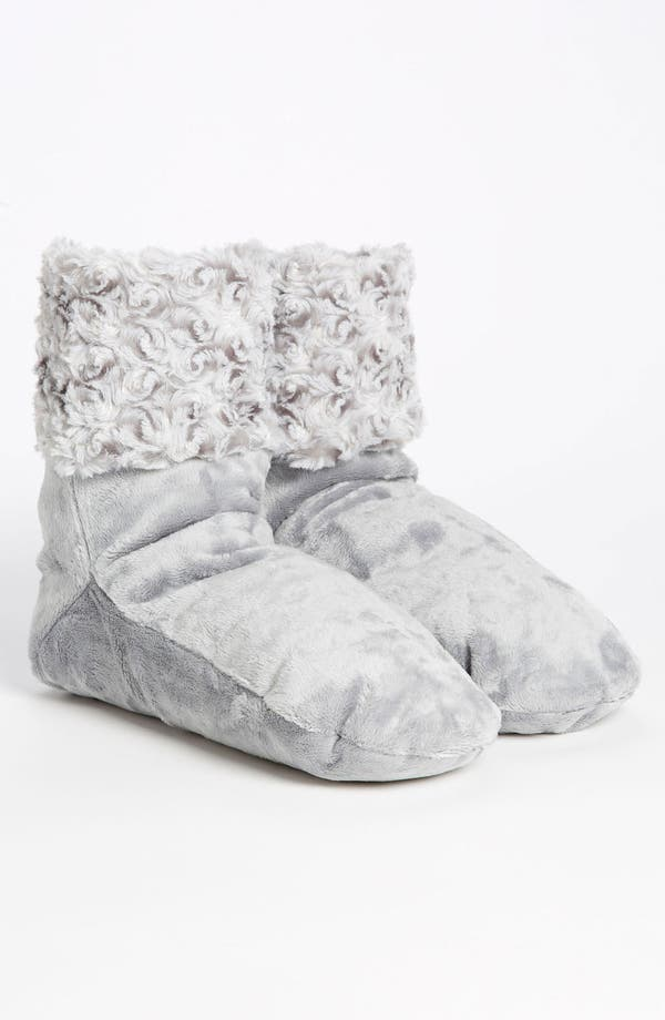 Main Image - Sonoma Lavender Textured Silver Booties
