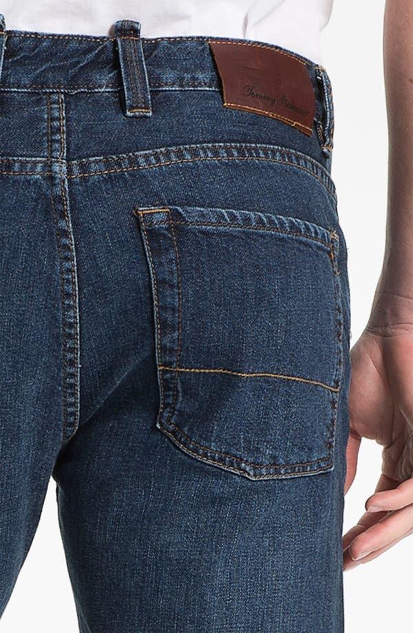 Alternate Image 4  - Tommy Bahama Denim 'Steve Standard Fit' Jeans (Dark)