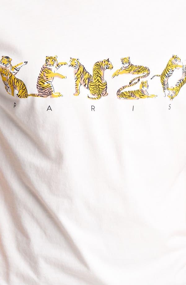 Alternate Image 3  - KENZO Tiger Logo Graphic T-Shirt