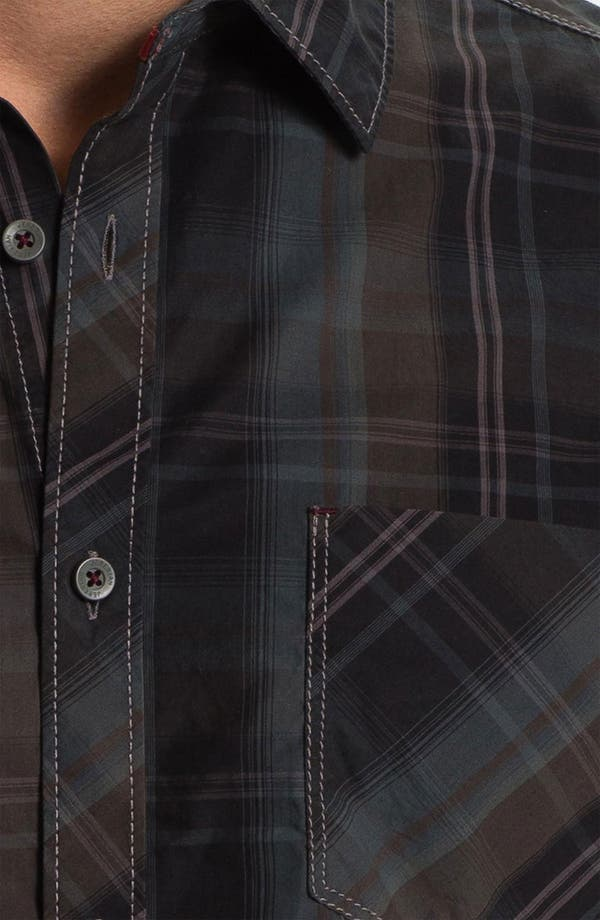 Alternate Image 3  - Jeremiah 'Astor' Poplin Sport Shirt