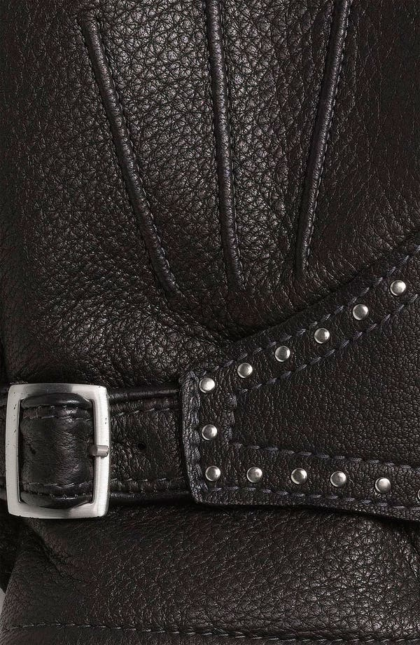 Alternate Image 2  - John Varvatos Star USA Deerskin Gloves