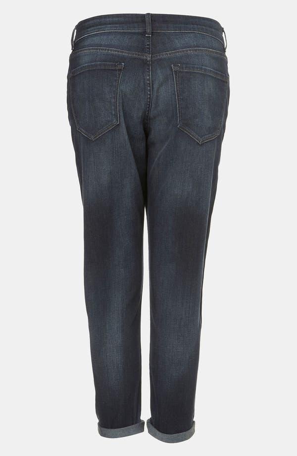 Alternate Image 2  - Topshop Moto 'Ami' Boyfriend Fit Jeans