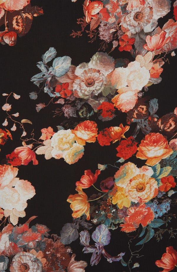 Alternate Image 4  - Topshop 'Romantic' Floral Maternity Tee