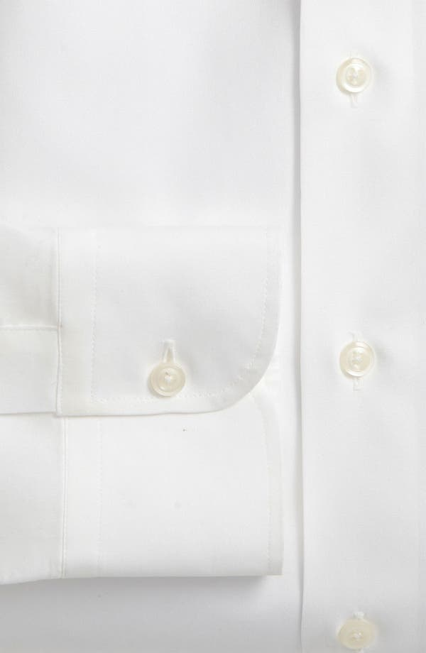 Alternate Image 2  - Robert Talbott Regular Fit Dress Shirt (Online Only)