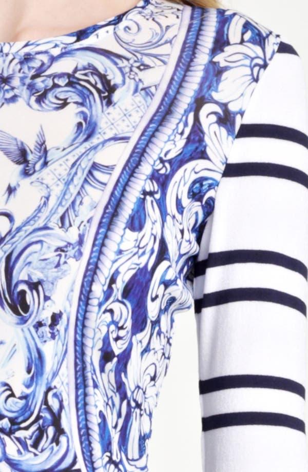 Alternate Image 3  - Roberto Cavalli Mix Print Jersey Dress