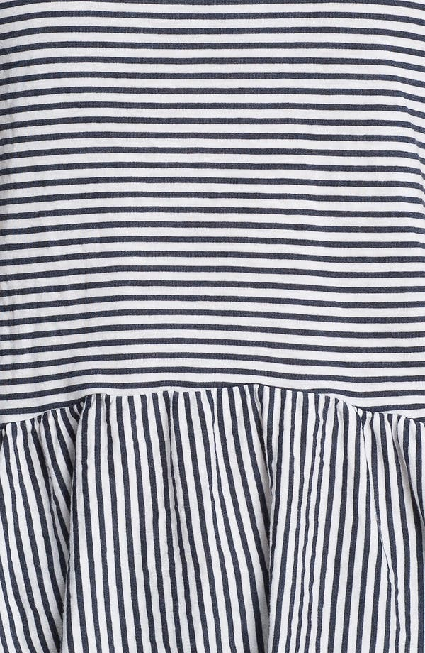 Alternate Image 3  - Splendid 'Naples' Stripe Peplum Tee