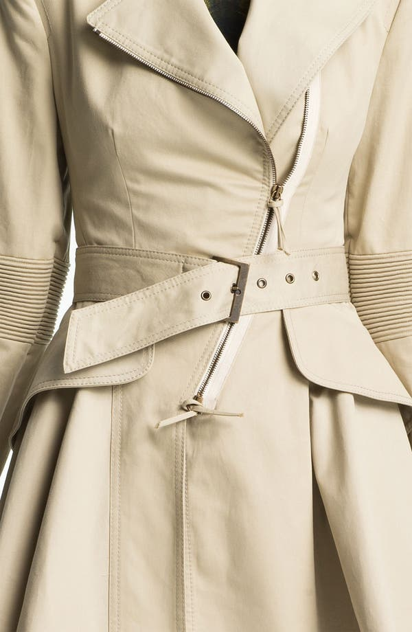 Alternate Image 4  - McQ by Alexander McQueen Belted Trench Coat