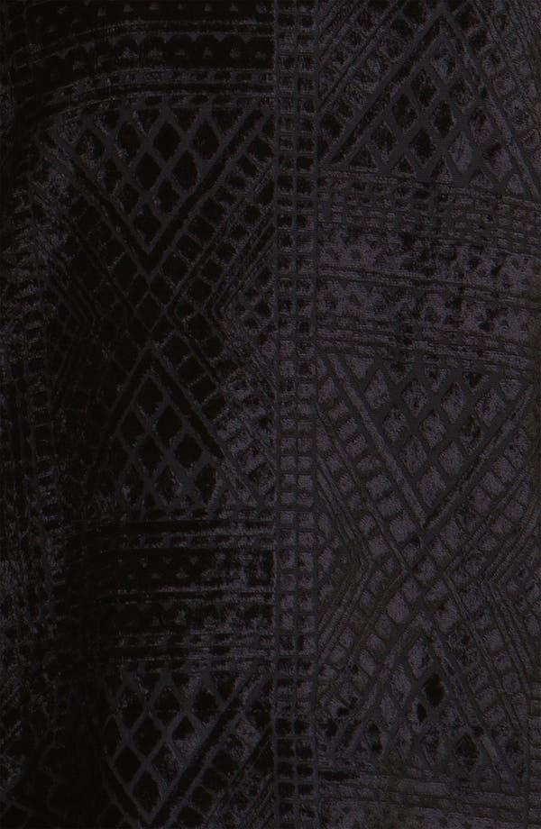 Alternate Image 3  - Lucky Brand 'Gypset' Velvet Burnout Top