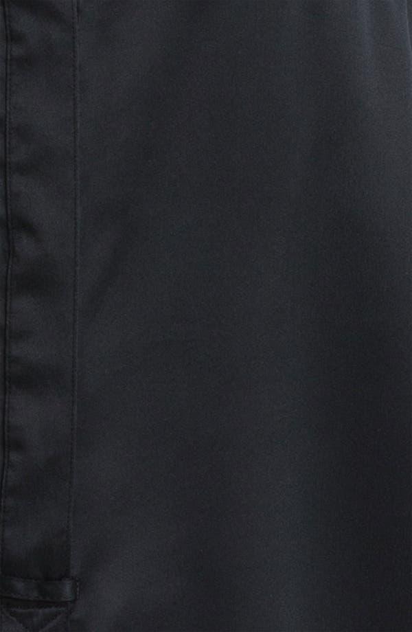 Alternate Image 3  - Go by Go Silk 'Go Luxe' Silk Henley Top (Online Exclusive)