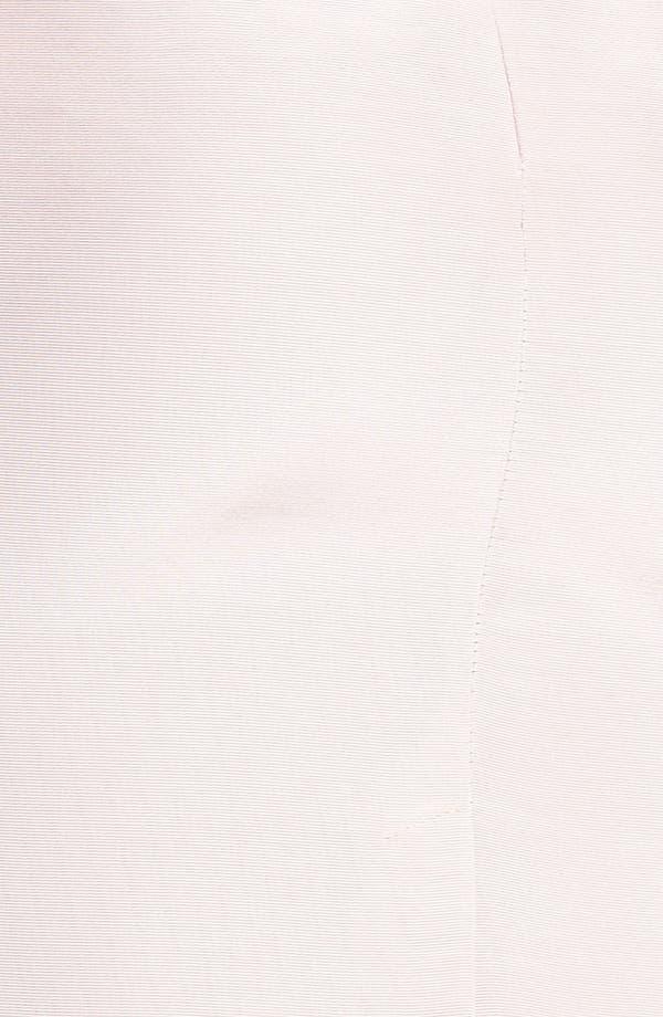 Alternate Image 3  - Armani Collezioni Faille Pencil Skirt