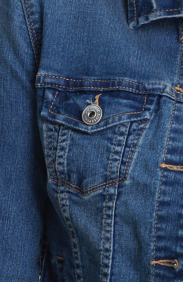 Alternate Image 3  - Liverpool Jeans Company 'Blue Jay Way' Denim Jacket