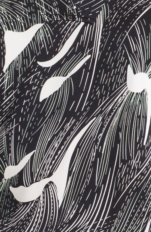 Alternate Image 3  - Diane von Furstenberg 'Cahil' Stretch Silk Blouse