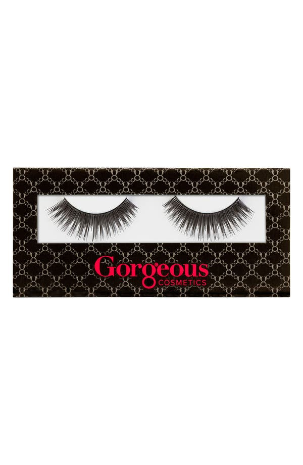Alternate Image 1 Selected - Gorgeous Cosmetics 'Mischievous' Faux Lashes