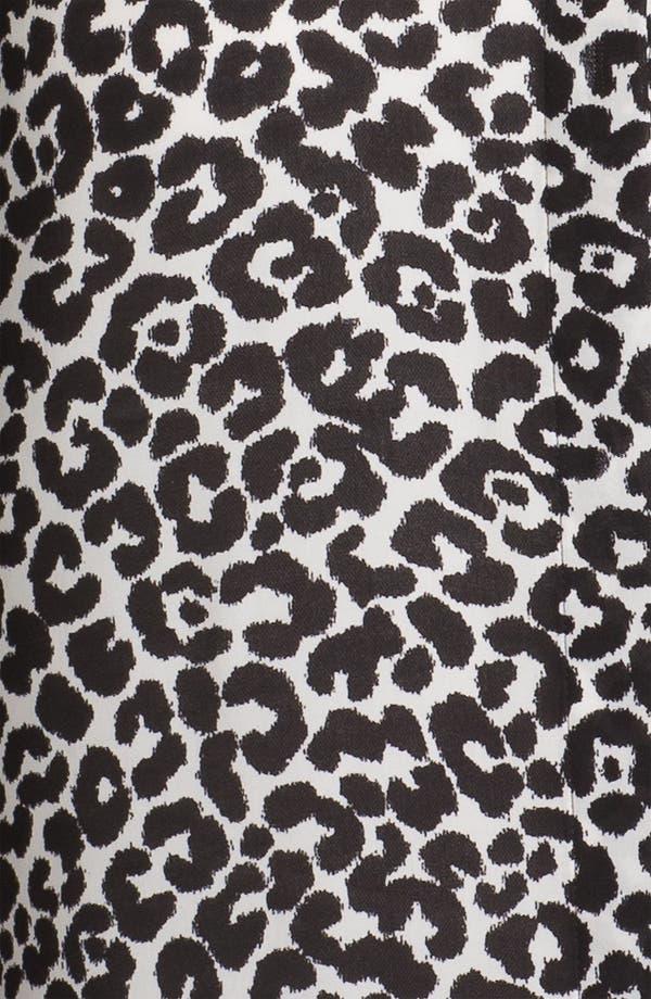 Alternate Image 3  - Vince Camuto Leopard Print Blouse