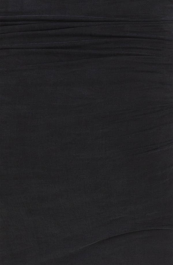 Alternate Image 3  - HELMUT Helmut Lang Draped Stretch Knit Dress