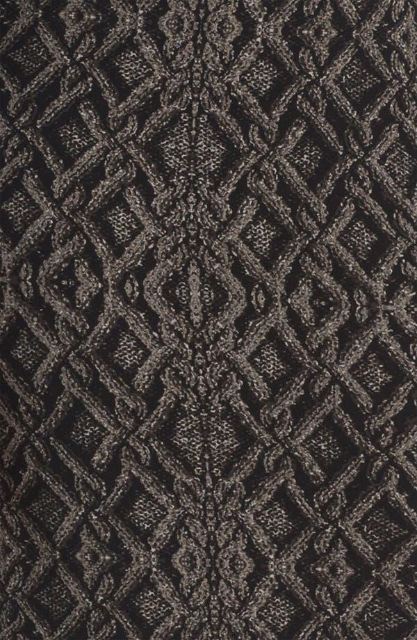 Alternate Image 3  - KAMALIKULTURE Contoured Turtleneck Dress