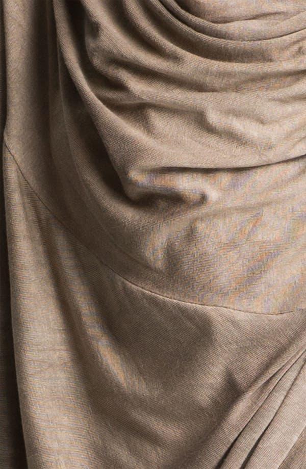 Alternate Image 4  - Alice + Olivia Tie Dye Drape Front Cardigan