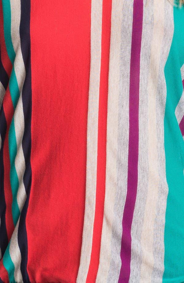 Alternate Image 3  - Ella Moss 'Zoey' Stripe Top