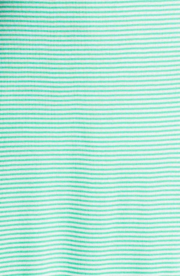 Alternate Image 3  - Lauren Ralph Lauren Stripe Sleep Shirt