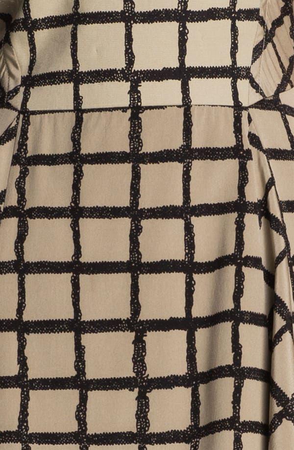 Alternate Image 3  - rag & bone 'Lorie' Windowpane Dress