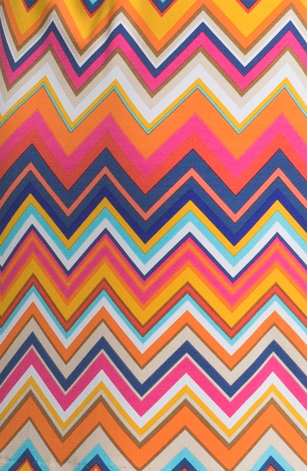 Alternate Image 3  - Trina Turk 'Mini Break' Stripe Jersey Dress