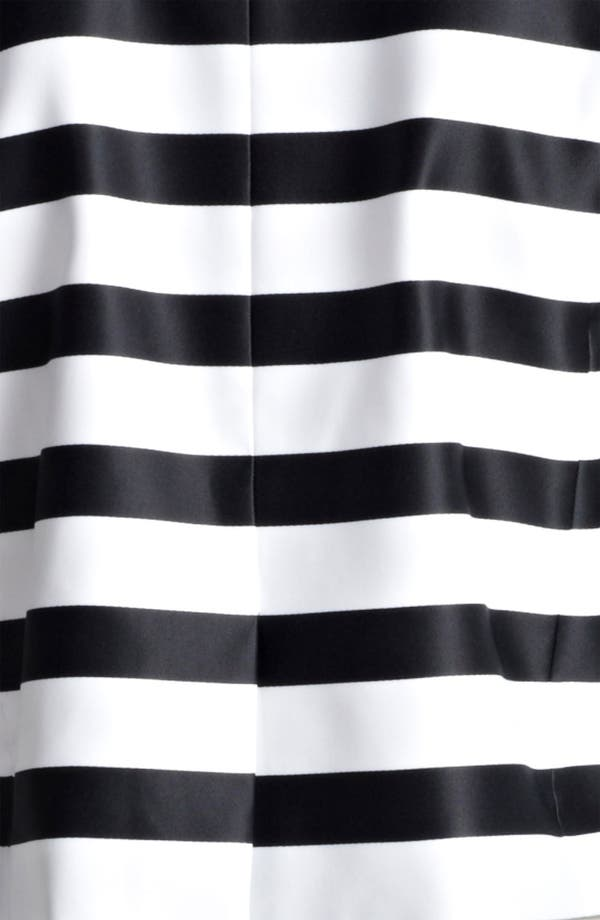 Alternate Image 5  - MARC JACOBS Large Stripe Satin Gabardine Jacket