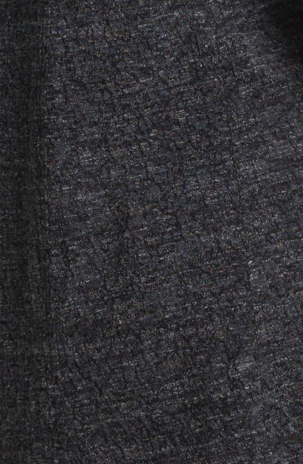 Alternate Image 3  - Eileen Fisher Funnel Neck Zip Jacket (Petite)